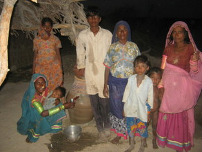 Safe and clean drinking water at household level