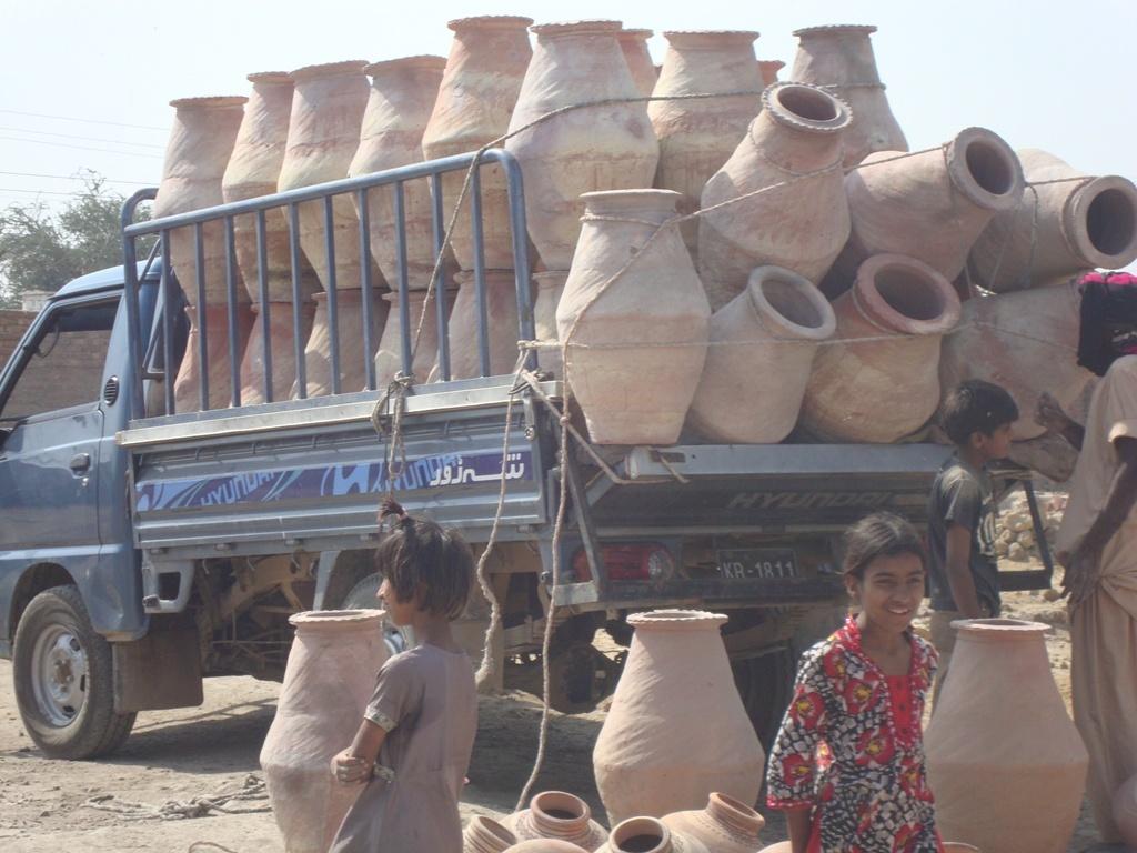 Transportation of Nadi filter material