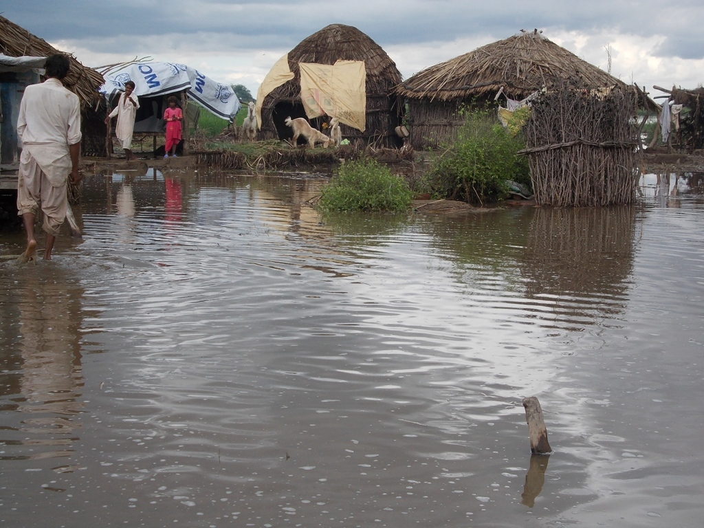 Village Heroo Kohli situation rain water