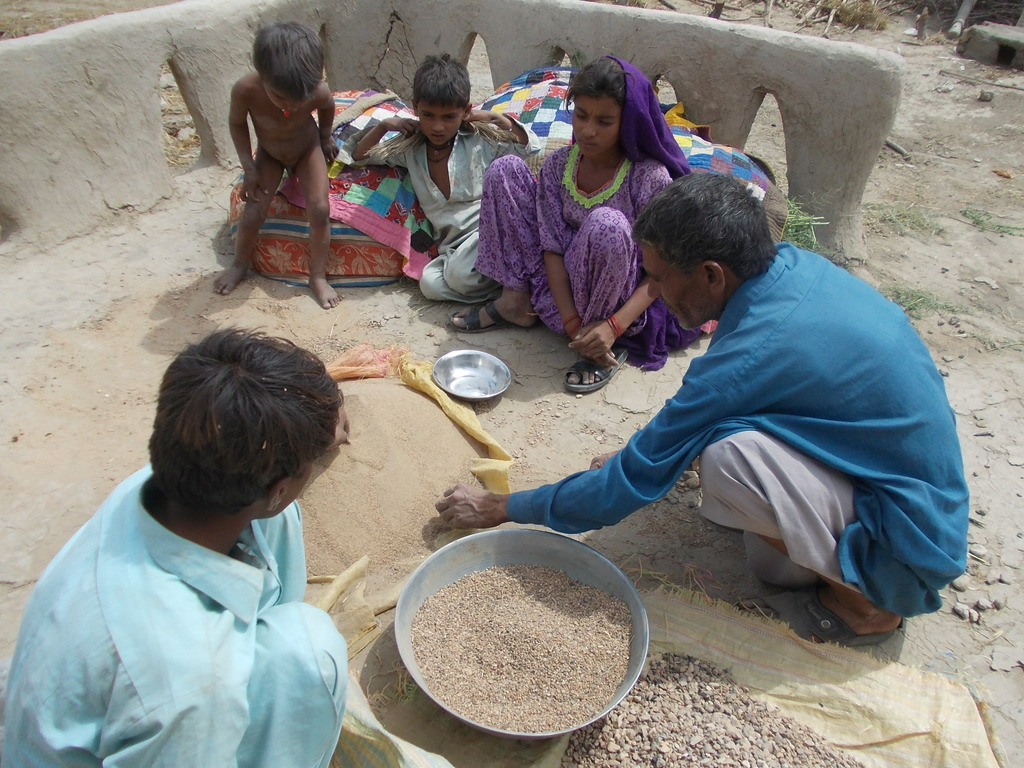 preparing sand for nadi filter