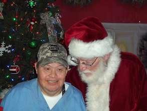 Santas Visit