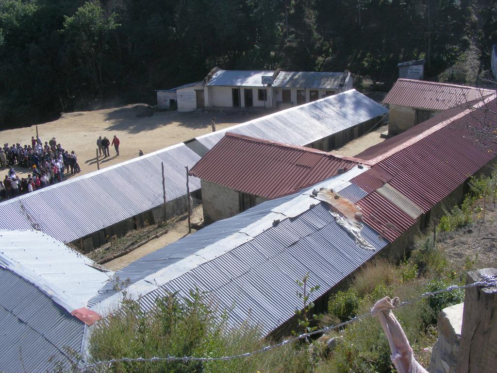 Hostel at Gaurishankar School