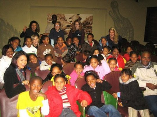 The Children in Paarl