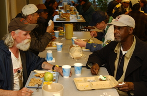 Daily meals allow us to build bridges to recovery