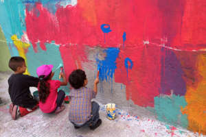 Art, community and color