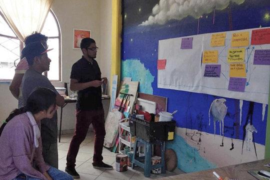 prospective planning workshop with Zekuollaz