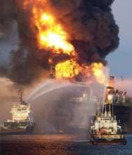 Deepwater Horizon Explosion