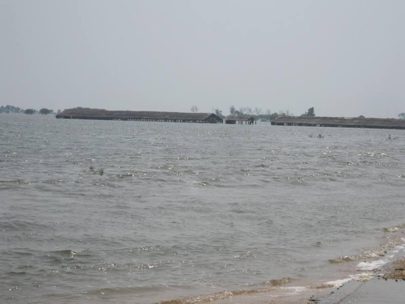 30 villages submerged in flood water