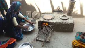 AHD Model FES cooking stove