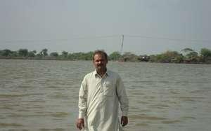 Floods 2015 in Badin