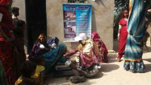 Training of women in villages