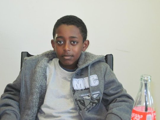 Noam, a gifted middle school student