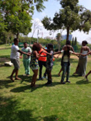 Team building activity,