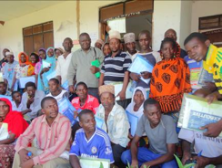 Community members trained on financial mgmt