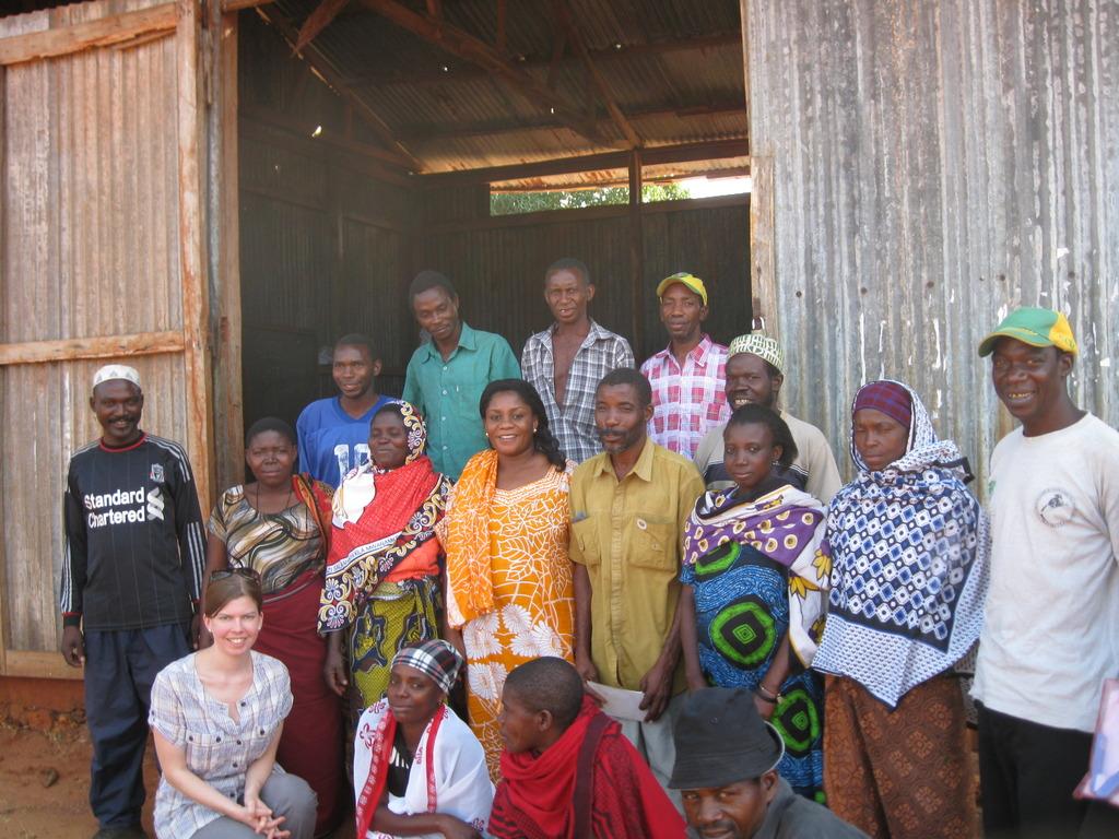 Visiting Likwaya Village