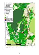 Map of Deforestation in Morogoro Region (PDF)