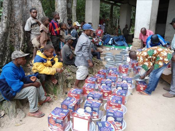 Supplies for Pygmies
