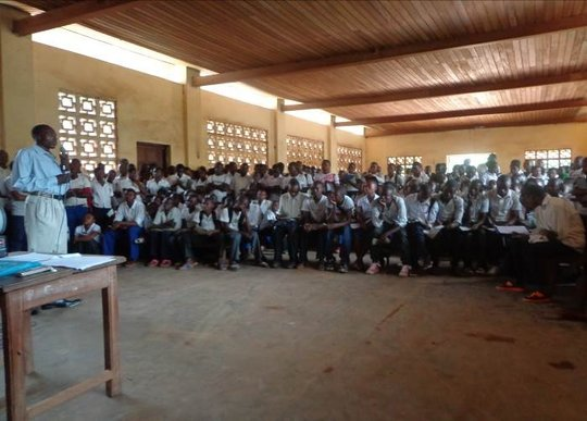 Okapi Conservation Project School Conference