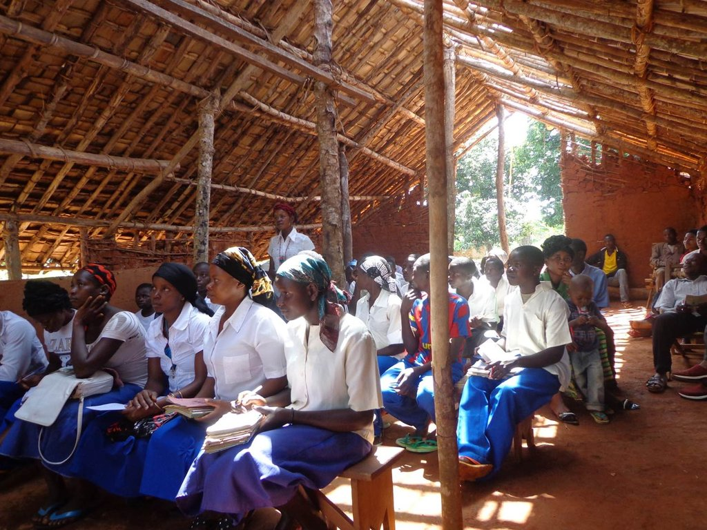 Upper-secondary Students Attending Conservation Aw