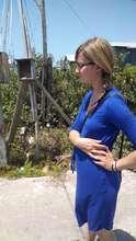 GG Staffer Lydia Sorensen visiting