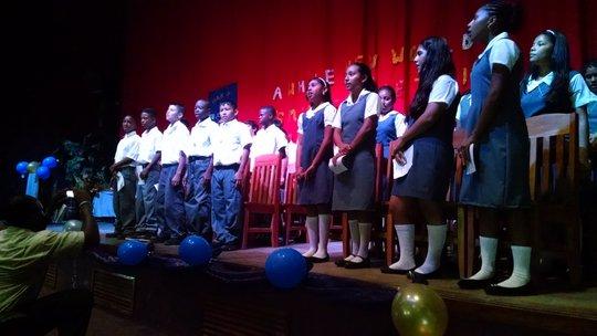 HCAS Graduation 2015