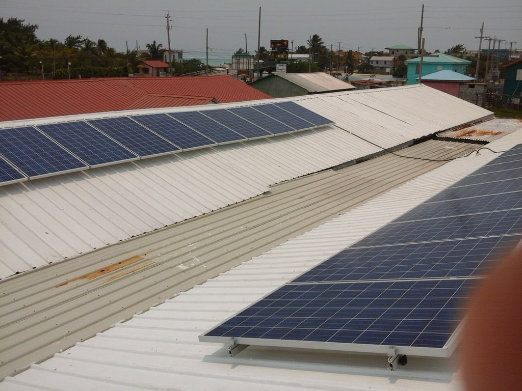 Phase 2 5KW solar farm -- installed and working!!!