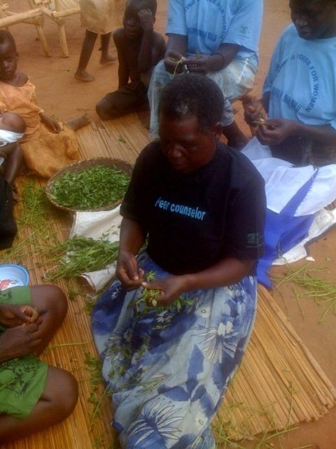 Women Feeding Northern Uganda!
