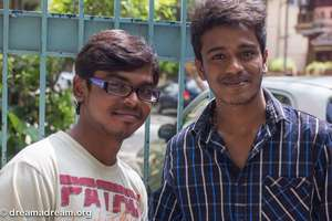 Dhanraj & Keerthi in the US Exchange Program