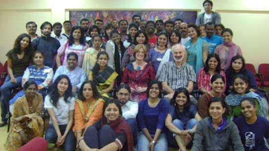 The 2012 batch of Mentors
