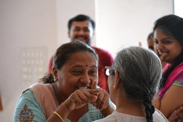 Teachers in Life Skills Facilitation Training