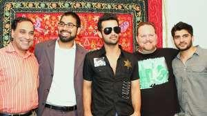 Aakif, Taha, Atif, Todd & Israr