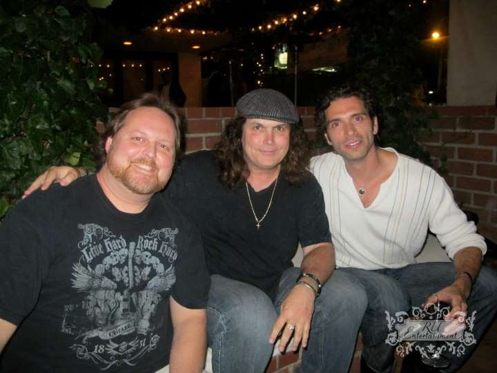 Todd, Lanny and Ben Morrison