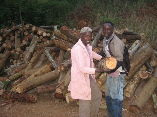 Help 200 Poor Deaf Farmers Save Trees In Kenya