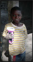 Child With His Solar Torch
