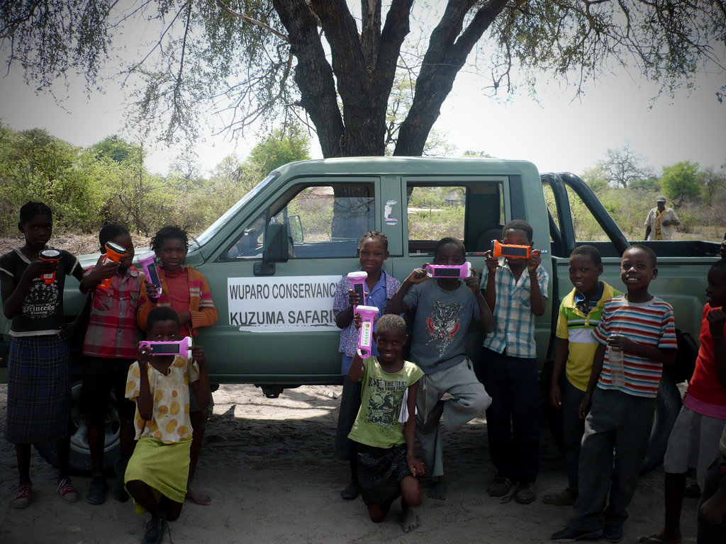 Promote Renewable Energy Shops in Rural Namibia
