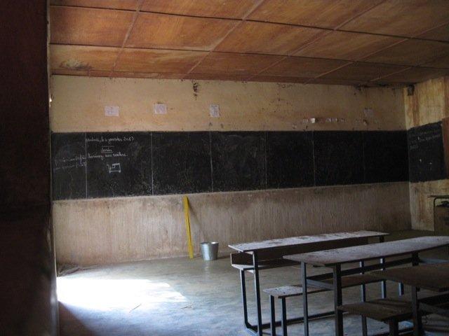 Tagantassou classroom