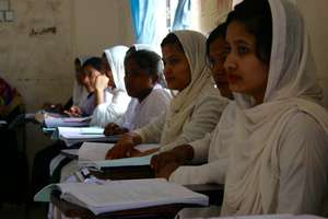 Bangladesh's Future Change Makers: Our Midwives