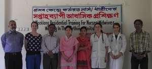 Midwifery Residential Training Programme Team