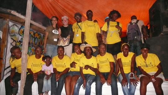 Haiti Stove Team