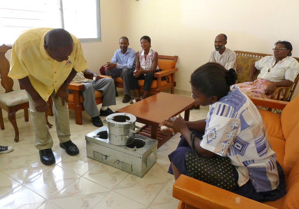Clean cookstove vendor forum