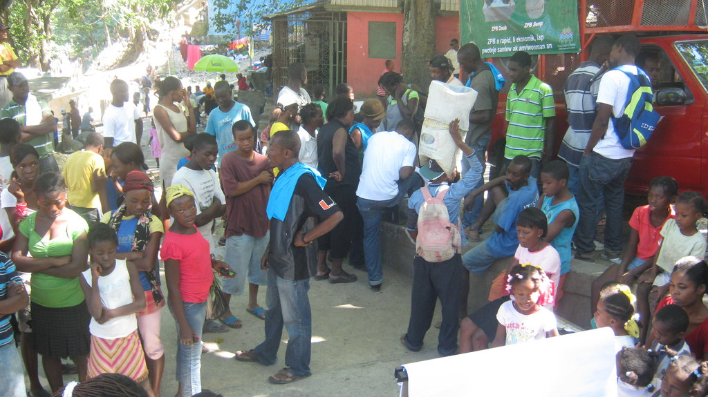 1,500 Clean Cookstoves for Haitian Families