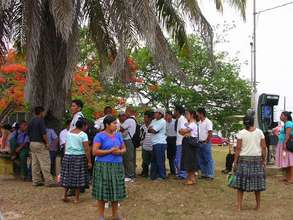 Q'eqchi' Maya taking government of Belize to court