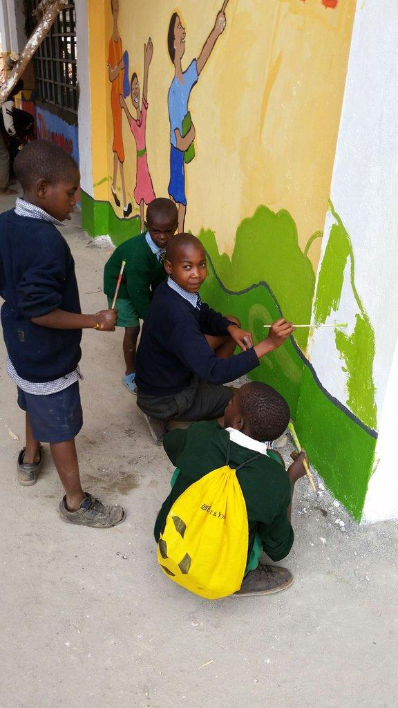 Jitegemee Mural 3
