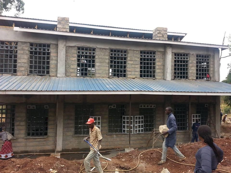 Jitegemee Building
