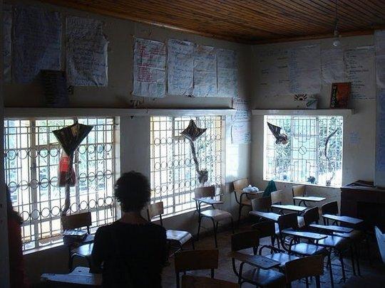 Current Jitegemee Classroom