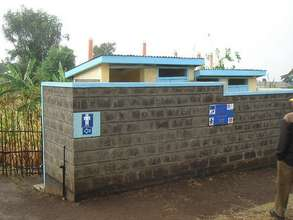 Jitegemee plans a toilet that composts waste