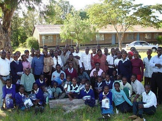 Green Education Center for Kenyan Street Children