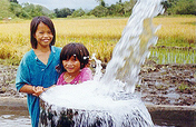Build minidams for 100 poor farmers in Philippines