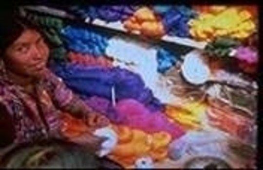 Expanding Mexican Women's Weaving Enterprises