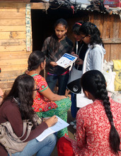 Door to Door promotion campaign on Safe Water